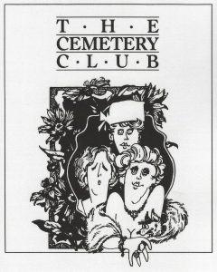 The Cemetery Club graphic